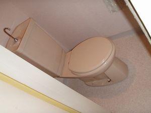 トイレ床フランジ、CF交換2013−10大田区 (5).jpg
